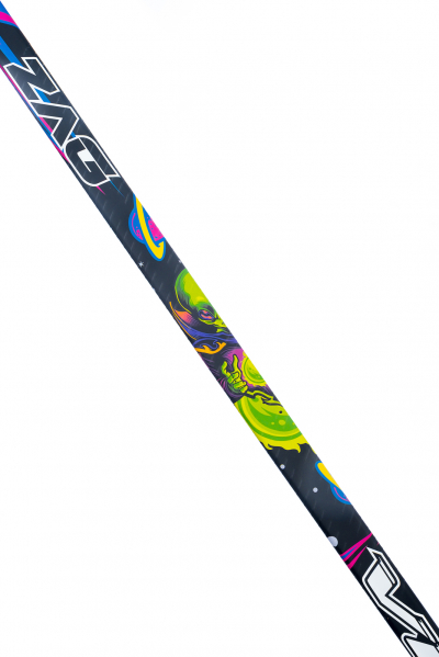 "ZAG 30FLEX -52"" (132 cm  height, from toe to tip) 275 grams"