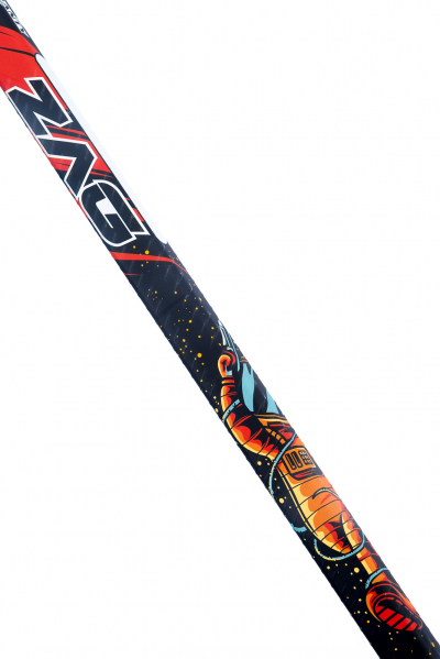 """ZAG 35FLEX -54"""" (137 cm  height, from toe to tip) 290 grams"""