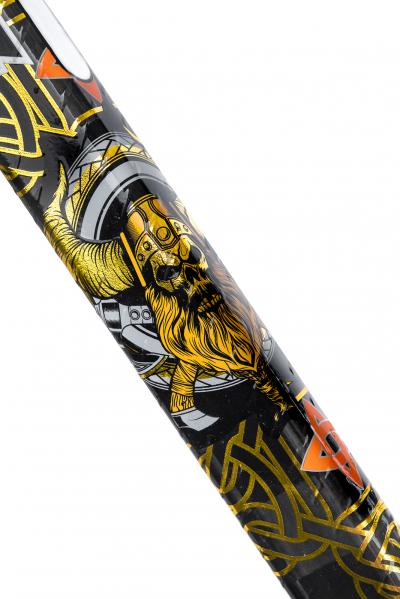 """VIKKELA ZAG 50FLEX INT -60""""  (152 cm height, from toe to tip) 330 grams"""